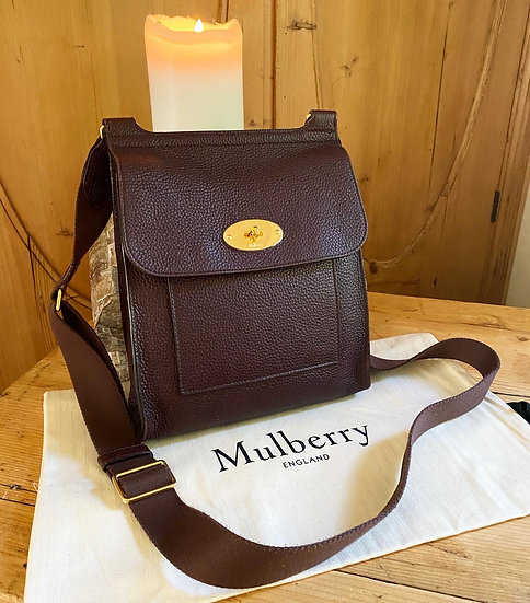 Mulberry Antony - Oxblood