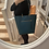 Thumbnail: Mulberry Large Maple Tote ~ Teal Green