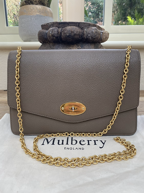 Mulberry Medium Darley - Clay