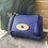 Thumbnail: Mulberry Regular Lily - Indigo Blue Nappa Leather