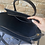 Thumbnail: Mulberry Small Zipped Bayswater - Black Croc