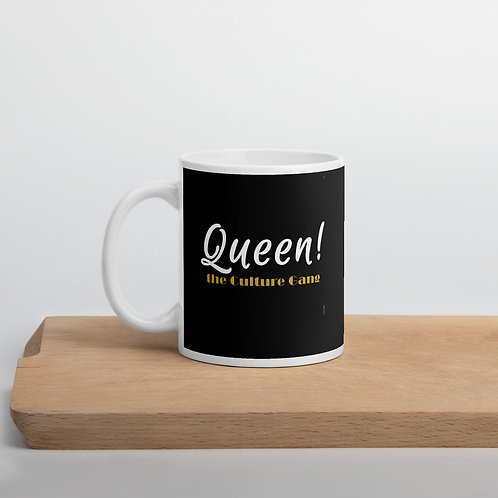 Bad & Bougee 4Real QUEEN GANG GANG Specialty Mug