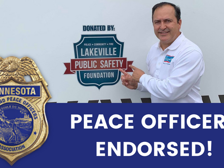 PEACE OFFICERS ENDORSE KOZNICK