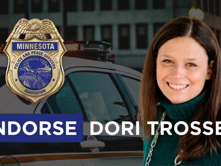 Minnesota Police & Peace Officers Association Endorses Trossen