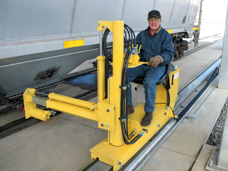 Calbrandt has a wide variety of Railcar Gate Openers