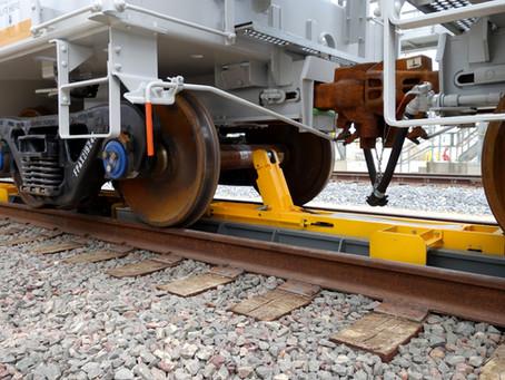 Check out Calbrandt's Axle Railcar Mover
