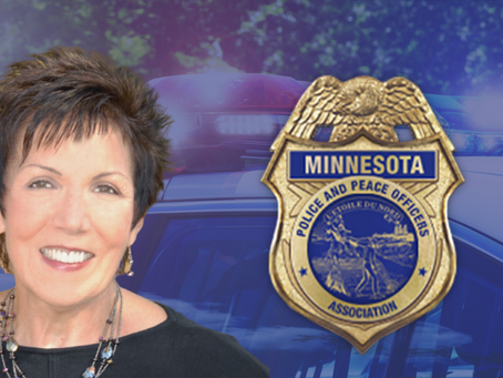 Director Minnesota Police and Peace Officers Association Endorses Candy Sina