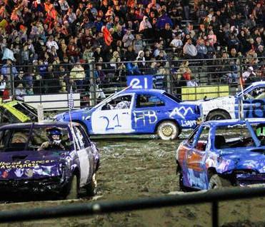 Buffalo Demo Derby