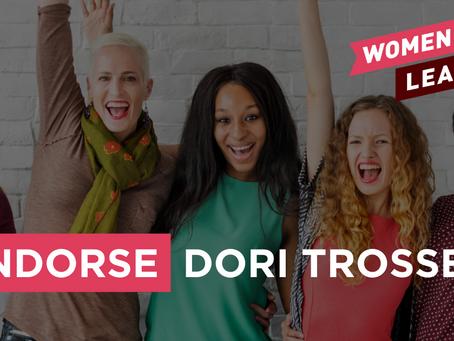 Women LEAD MN PAC Endorses Dori Trossen