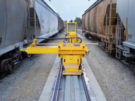 Calbrandt's Body Pin Railcar Mover