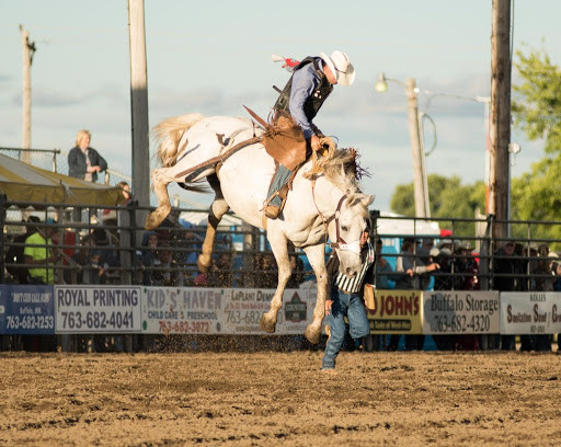 PRO RODEO COMPETITORS