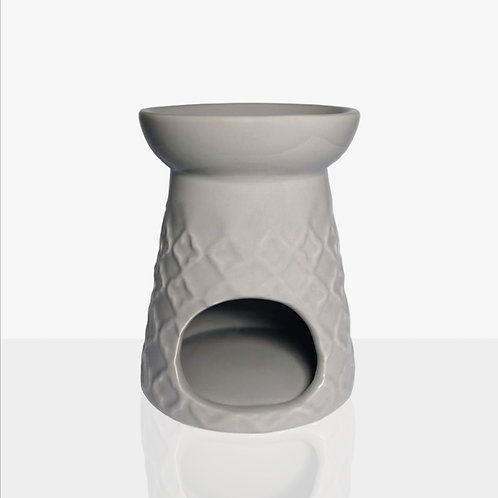 Grey Wax burner