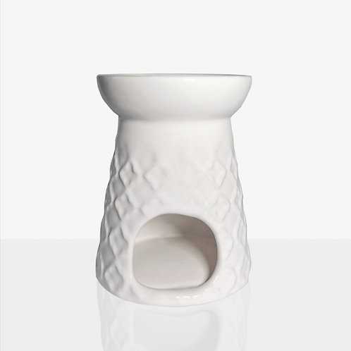 White Wax burner