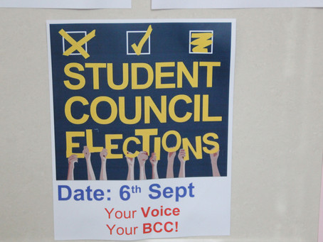 2019 Student Council Elections🗳️