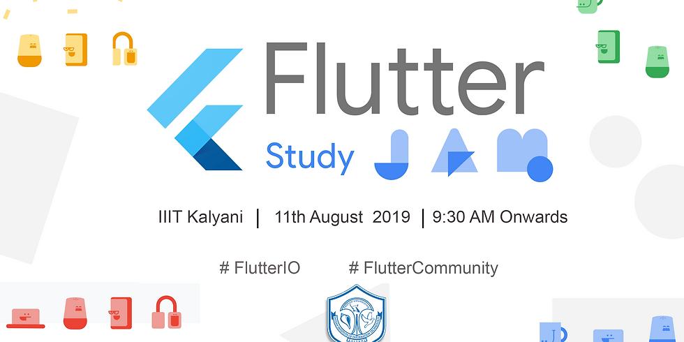 Flutter Study Jam IIITK