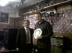 03 - George Ross Winner Spring Shield 2010