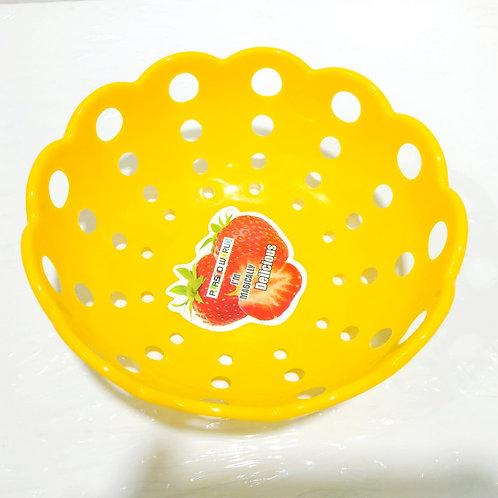 PLASTIC REAL FRUIT BOWL-11 - XPO7170
