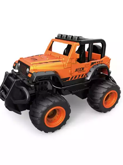 GY050616 1:20 JEEP OFF- ROAD VEHICLE