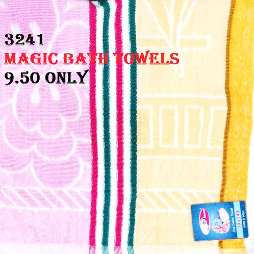 TOWEL DREAMZ 70X140CM 3241 MAGIC BATH