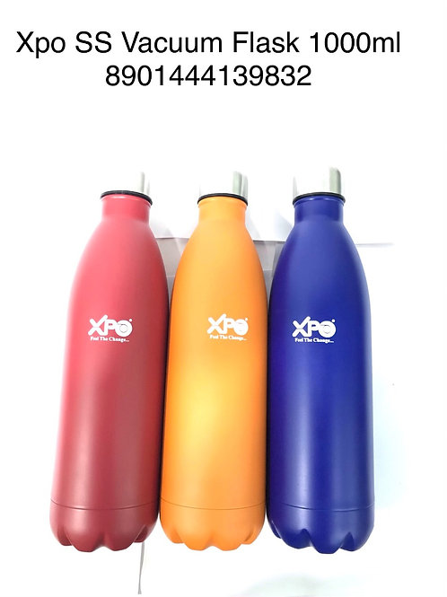 XPO STAINLESS STEEL FLASK 1000ML 3983