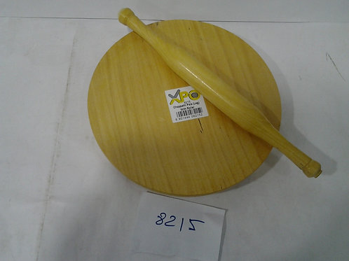 WOODEN POLPAT WITH BELAN ( DIA 10.5) 11 INCH- 8215