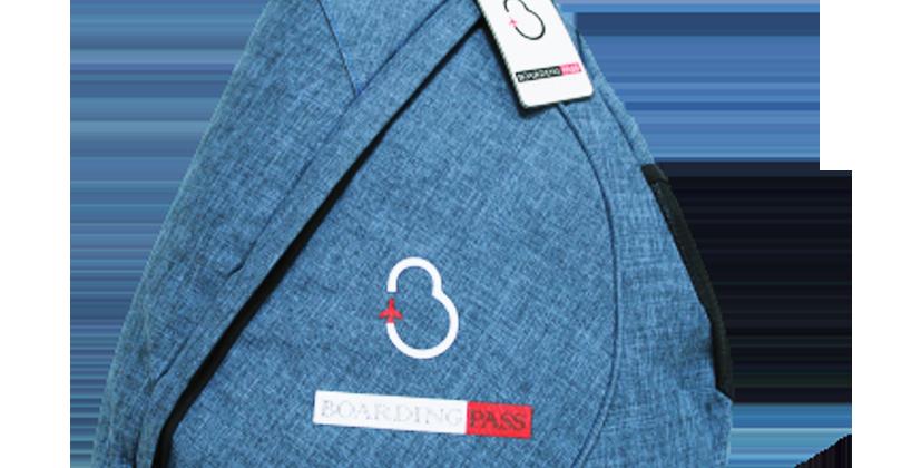 BOARDING PASS SIDE BAG (SB1) 4435