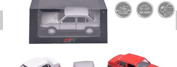 GY049402 1:32 VINTAGE  ALLOY CLASSIC  CAR