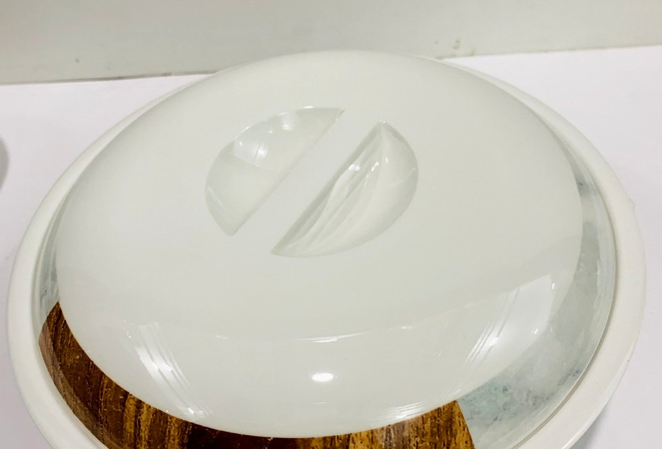 BOWL WITH LID 10 inch  - 0255 - XPO0255