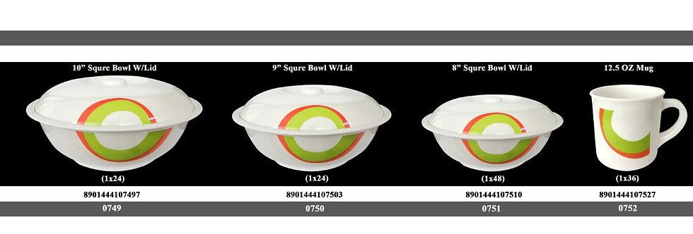 12.5 OZ MUG-0752 YL - XPO0752