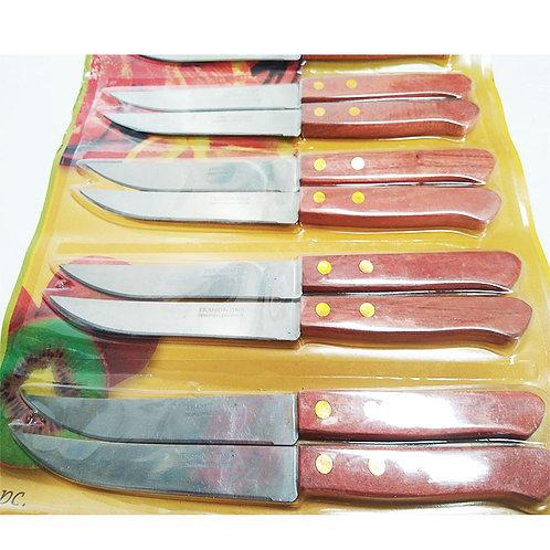 XPO STEAK KNIFE SET 5 inch  - 1552 - XPO1552