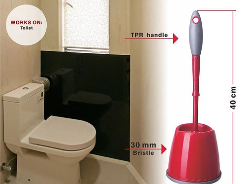 LIAO TOILET BRUSH &STAND D130031