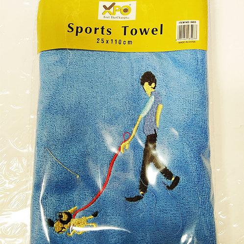 SPORTS TOWEL 8403
