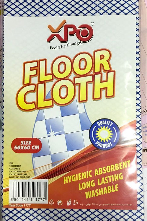 XPO C1 FLOOR CLOTH - XPO1177