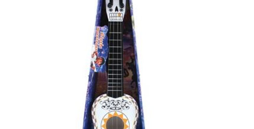 GY050608 21 INCH COCO  DREAMING RING  TRAVEL GUITAR  (SINGLE)