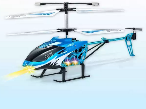 GY039528 3.5 CHANNEL  ALLOY REMOTE  CONTROL  AIRCRAFT  W/CHARGE