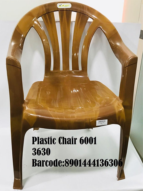 XPLAST CHAIR (6001) 3930