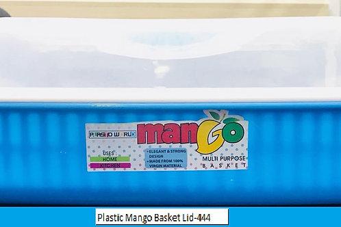 PLASTIC MANGO BASKET LID-444 - XPO7293