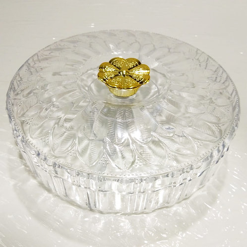PLASTIC CLEAR SUNFLOWER - XPOFH-152