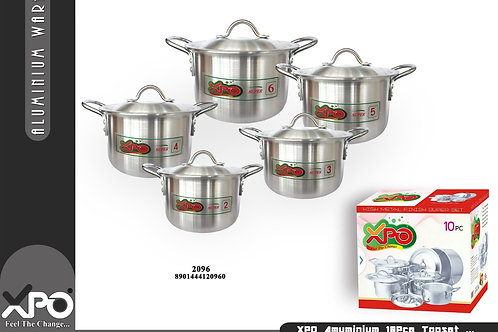 XPO ALUMINIUM COOKING POT - 2096-3 - XPO2091