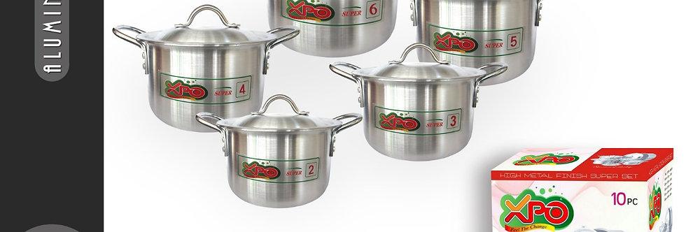 XPO ALUMINIUM COOKING POT - 2096-5 - XPO2089
