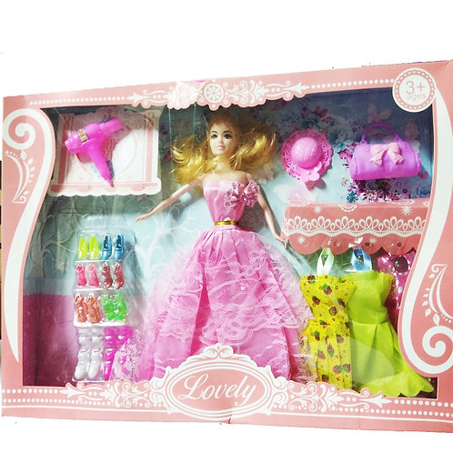 GY050611 11.5 REAL BARBIE