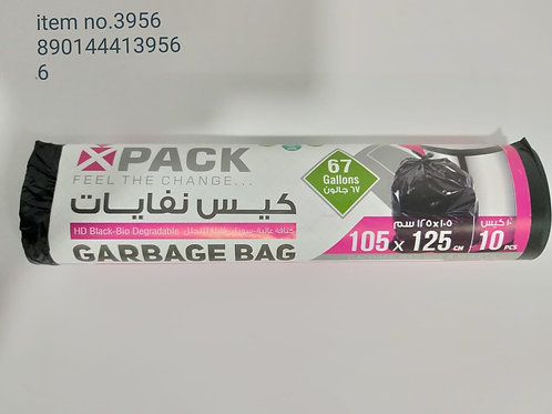 XPACK GARBAGE ROLL 105x125CM 3956