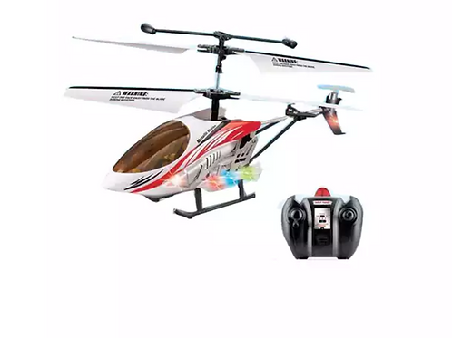 GY039526 3.5 CHANNEL  ALLOY REMOTE  CONTROL  AIRCRAFT  W/CHARGE