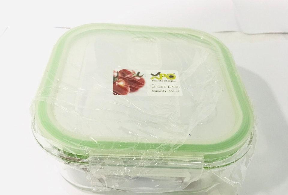 XPO GLASS BOX 73K 3633