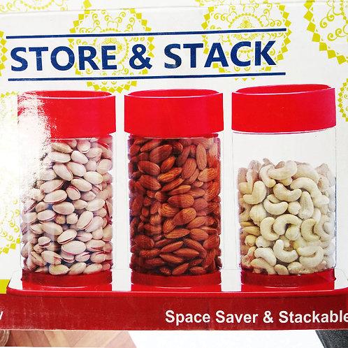 XPO STORE & STOCK JARS 900 ML - XPO2945