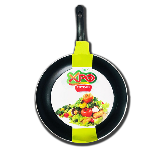 XPO FRY PAN BLACK HANDLE 26CM-1376 - XPO1376