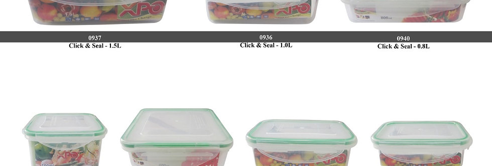 CLICK & SEAL - 0.8L - XPO0940