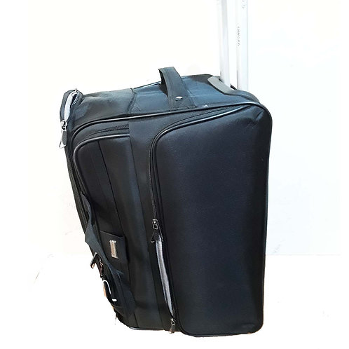 OMASKA DUFFLE BAG 3PC SET 4430 (5098 BLACK)