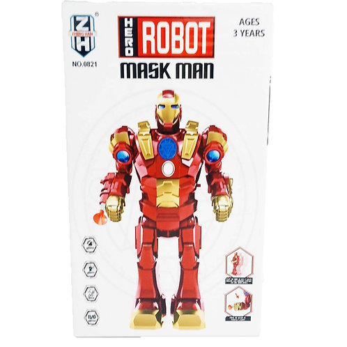 GY050603 IRON FACE MAN