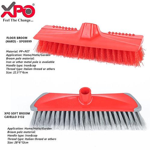 FLOOR BROOM (HARD) - XPO0999